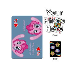 Jack Pony Cards 1 (with Pips) By Aaron   Playing Cards 54 (mini)   2o8z6z0rhuyz   Www Artscow Com Front - HeartJ