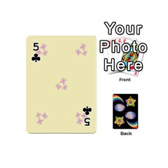 Pony Cards 1 (with Pips) By Aaron   Playing Cards 54 (mini)   2o8z6z0rhuyz   Www Artscow Com Front - Club5