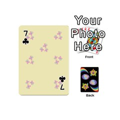 Pony Cards 1 (with Pips) By Aaron   Playing Cards 54 (mini)   2o8z6z0rhuyz   Www Artscow Com Front - Club7