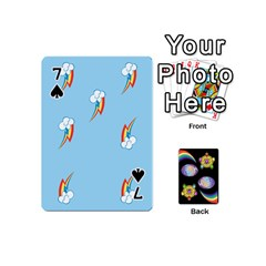 Pony Cards 1 (with Pips) By Aaron   Playing Cards 54 (mini)   2o8z6z0rhuyz   Www Artscow Com Front - Spade7