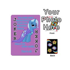 Pony Cards 1 (with Pips) By Aaron   Playing Cards 54 (mini)   2o8z6z0rhuyz   Www Artscow Com Front - Joker1