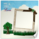 Love canvas 12  - Canvas 12  x 12