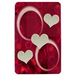 I Heart You Pink Kindle Fire Hard Case - Kindle Fire (1st Gen) Hardshell Case