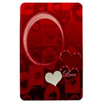 I Heart You Red Kindle Fire Hard Case - Kindle Fire (1st Gen) Hardshell Case