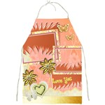 Cheerful Spring Apron - Full Print Apron