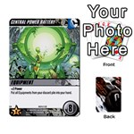 DCDBG Green Lantern expansion1 - Playing Cards 54 Designs