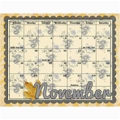 2014 Calendar By Jami Malcolm   Wall Calendar 11  X 8 5  (12 Months)   Qlelrnn1jsvp   Www Artscow Com Nov 2014