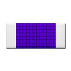 Violet Weave Hand Towel by BestCustomGiftsForYou