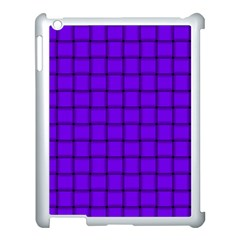 Violet Weave Apple Ipad 3/4 Case (white) by BestCustomGiftsForYou