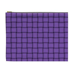 Amethyst Weave Cosmetic Bag (xl) by BestCustomGiftsForYou