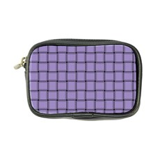 Light Pastel Purple Weave Coin Purse by BestCustomGiftsForYou