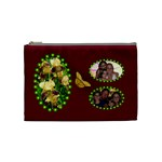 Golden Iris medium cosmetic bag - Cosmetic Bag (Medium)