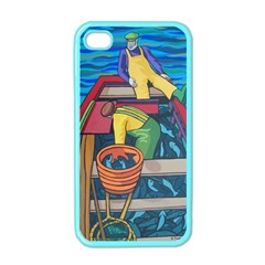A Good Haul  Apple Iphone 4 Case (color) by reillysart