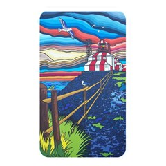 Cape Bonavista Lighthouse Memory Card Reader (rectangular) by reillysart