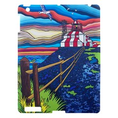 Cape Bonavista Lighthouse Apple Ipad 3/4 Hardshell Case by reillysart