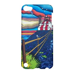 Cape Bonavista Lighthouse Apple Ipod Touch 5 Hardshell Case by reillysart