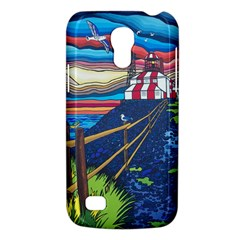 Cape Bonavista Lighthouse Samsung Galaxy S4 Mini Hardshell Case  by reillysart