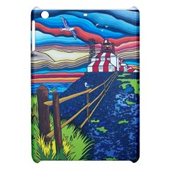 Cape Bonavista Lighthouse Apple Ipad Mini Hardshell Case by reillysart