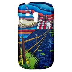 Cape Bonavista Lighthouse Samsung Galaxy S3 Mini I8190 Hardshell Case by reillysart