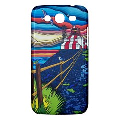 Cape Bonavista Lighthouse Samsung Galaxy Mega 5 8 I9152 Hardshell Case  by reillysart