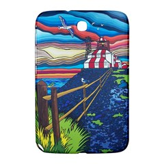 Cape Bonavista Lighthouse Samsung Galaxy Note 8 0 N5100 Hardshell Case  by reillysart