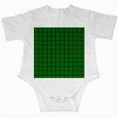 Green Weave Infant Creeper by BestCustomGiftsForYou