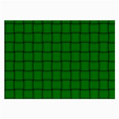 Green Weave Glasses Cloth (large) by BestCustomGiftsForYou