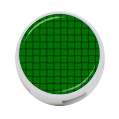 Green Weave 4 Port Usb Hub (two Sides) by BestCustomGiftsForYou