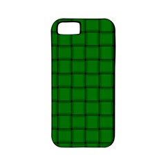 Green Weave Apple Iphone 5 Classic Hardshell Case (pc+silicone) by BestCustomGiftsForYou