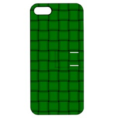 Green Weave Apple Iphone 5 Hardshell Case With Stand by BestCustomGiftsForYou