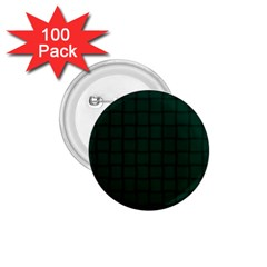 Dark Green Weave 1 75  Button (100 Pack) by BestCustomGiftsForYou