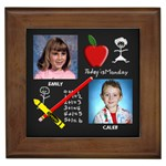 Chalkboard Framed Tile