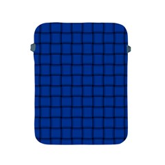 Cobalt Weave Apple Ipad 2/3/4 Protective Soft Case by BestCustomGiftsForYou