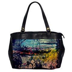 Awesome Oversize Office Handbag (one Side) by DesignsbyDes