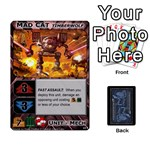Battletech: Domination v2.1 SUPPLY CARDS - Playing Cards 54 Designs