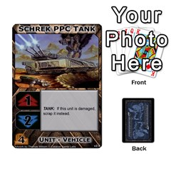 Battletech: Domination V2 1 Supply Cards By Scott Heise   Playing Cards 54 Designs   Zqq7ttyiolkk   Www Artscow Com Front - Spade3