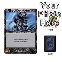 Battletech: Domination V2 1 Supply Cards By Scott Heise   Playing Cards 54 Designs   Zqq7ttyiolkk   Www Artscow Com Front - Diamond3