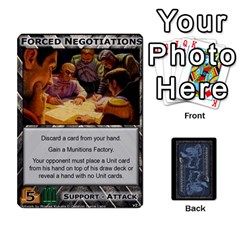 Battletech: Domination V2 1 Supply Cards By Scott Heise   Playing Cards 54 Designs   Zqq7ttyiolkk   Www Artscow Com Front - Club5