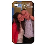 papa iphone cover - Apple iPhone 4/4S Hardshell Case (PC+Silicone)