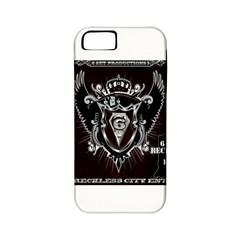 6 Set New Logo Apple Iphone 5 Classic Hardshell Case (pc+silicone) by 6set