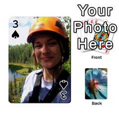 Playing Cards By Molly   Playing Cards 54 Designs   Jezw1pby4vbz   Www Artscow Com Front - Spade3