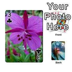 Playing Cards By Molly   Playing Cards 54 Designs   Jezw1pby4vbz   Www Artscow Com Front - Club3