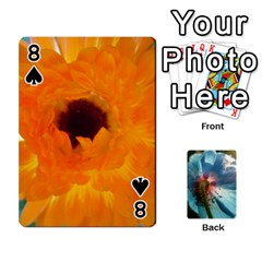 Playing Cards By Molly   Playing Cards 54 Designs   Jezw1pby4vbz   Www Artscow Com Front - Spade8
