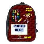 Fun in School large bookbag - School Bag (Large)
