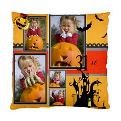 Helloween By Helloween   Standard Cushion Case (two Sides)   6fawsqskmhxf   Www Artscow Com Back