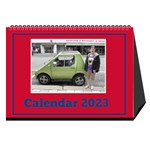 A little Perfect Desktop Calendar (8.5x6) - Desktop Calendar 8.5  x 6