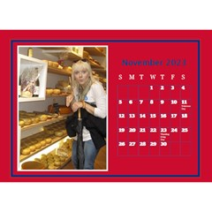 A Little Perfect Desktop Calendar (8 5x6) By Deborah   Desktop Calendar 8 5  X 6    Ilftinvongms   Www Artscow Com Nov 2018