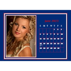 A Little Perfect Desktop Calendar (8 5x6) By Deborah   Desktop Calendar 8 5  X 6    Ilftinvongms   Www Artscow Com Jun 2018