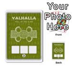 ragnarokcardset - Multi-purpose Cards (Rectangle)