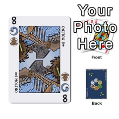 Decktet Español By Pixatintes   Playing Cards 54 Designs   B8h3t7caj6fh   Www Artscow Com Front - Heart2